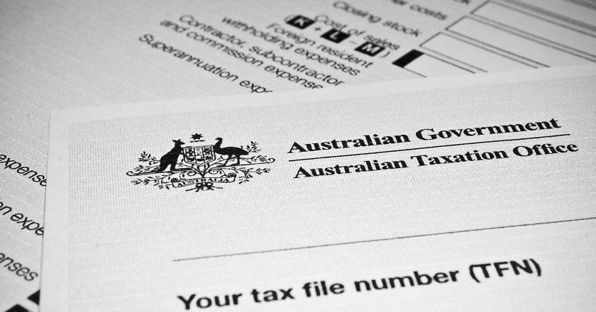 Australian,Individual,Tax,Return,Form