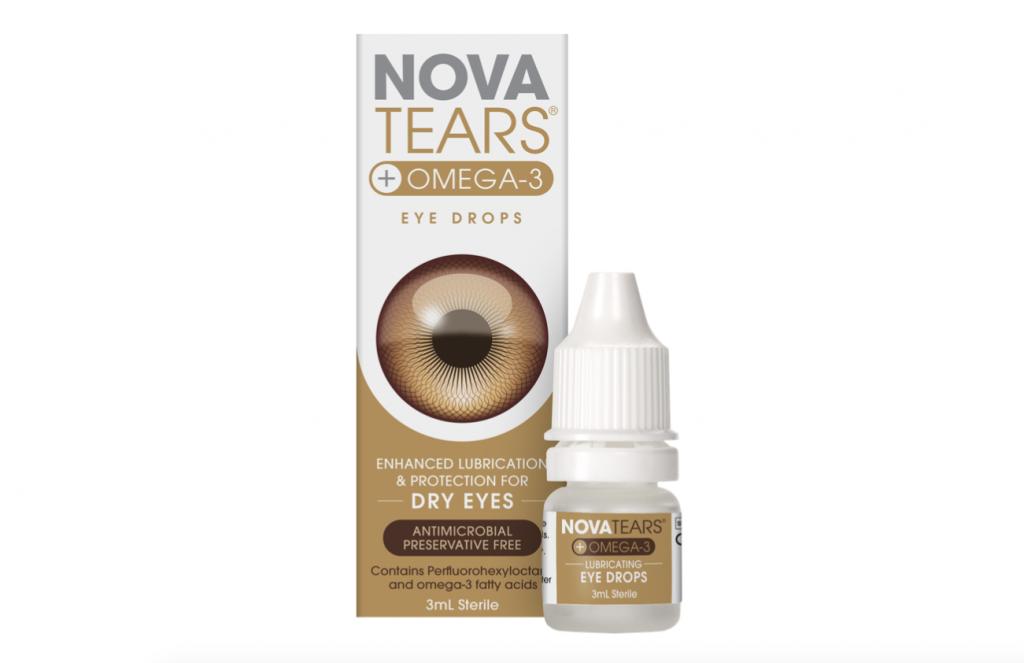 NovaTears + Omega-3