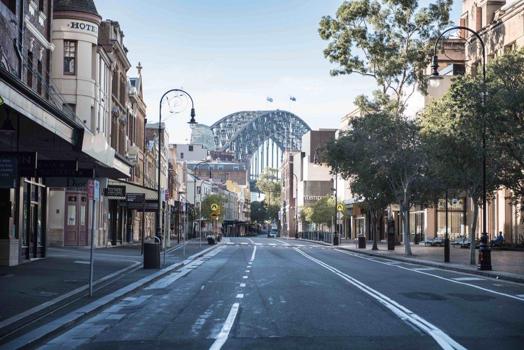 Sydney lockdown covid optometrist