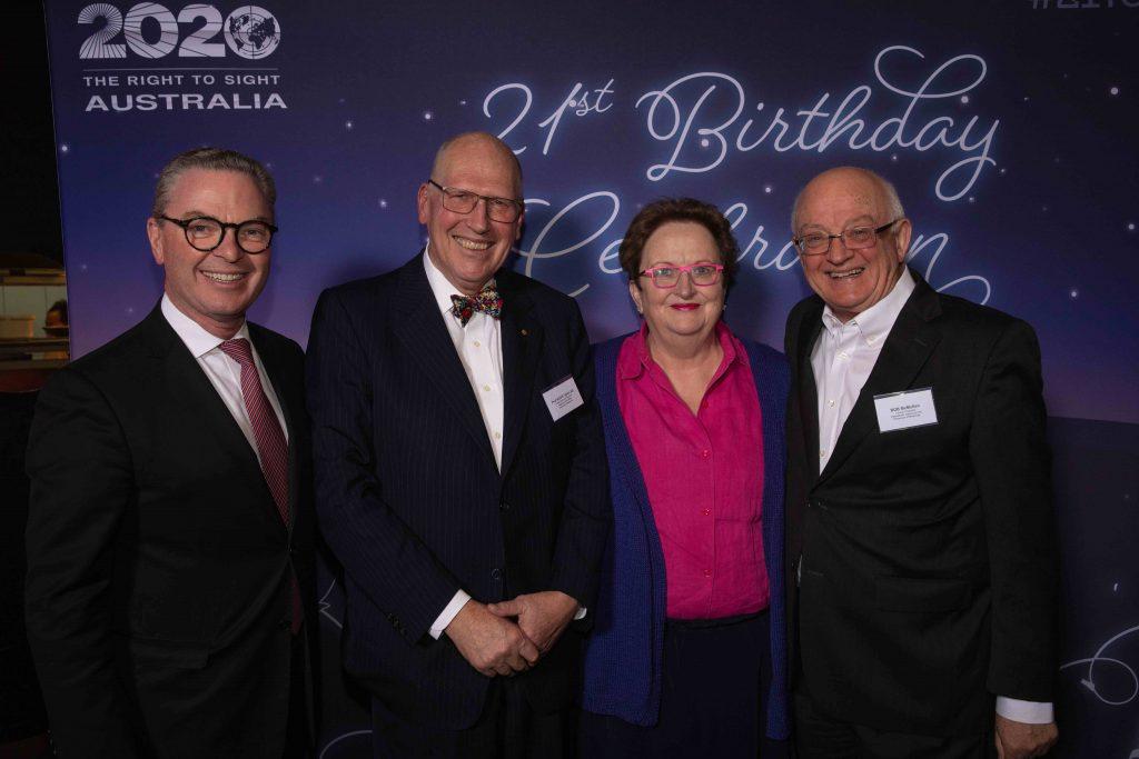 Vision 2020 Australia