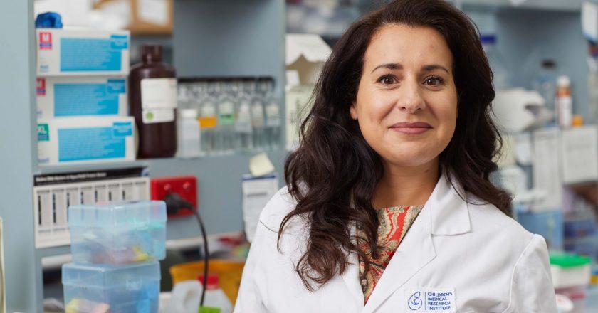 Dr Anai Gonzalez-Cordero stem cell retinal organoid