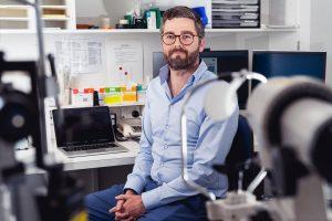 Flinders University Associate Professor Owen Siggs