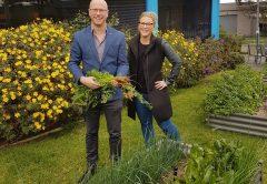Lisa and Mark Wymond eyes right optical sustainability environment