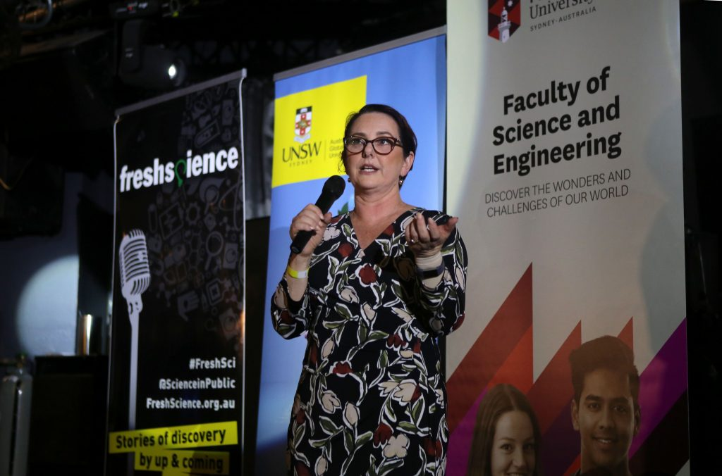 Nicole Carnt UNSW early career researcher