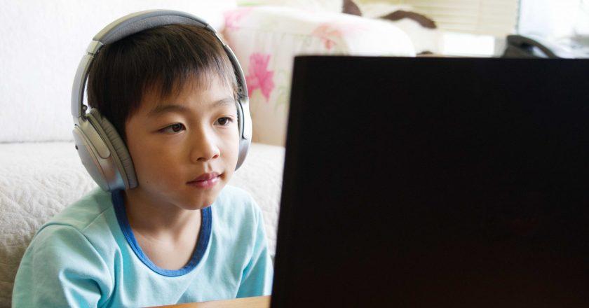 Child hong kong myopia