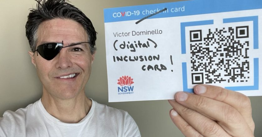 NSW Customer Services Minister Victor Dominello